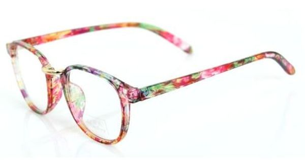 Dazzle Vintage Men Women Eyeglass Frame Glasses Retro Spectacles Clear Lens Eyewear Rx