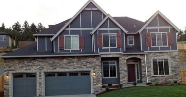 Lennar home oregon very country styled home with a classy for On your lot builders oregon