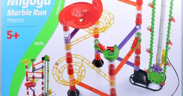 Migoga Marble Run Motor Google Search Kids Stuff
