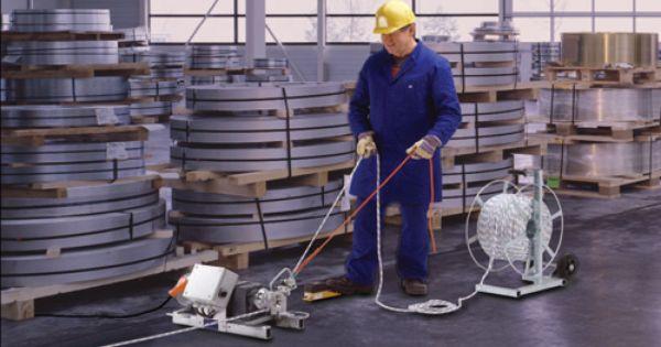 Tirage De Cables Ladder
