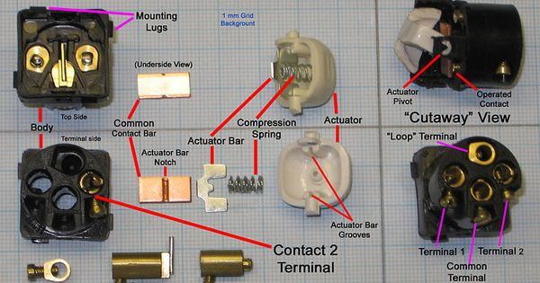 6 pin rocker switch wiring diagram images rockers