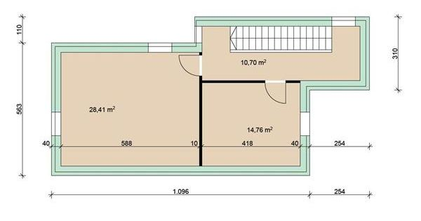 Simple house would prefer without basement floor plans for House plans without basements