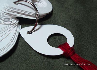 Floss Ring Floss Keeper Thread Keeper Thread Drops Thread Ring Floss Drops