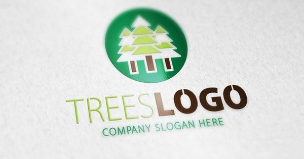 Tree Logo – environmental and eco friendly