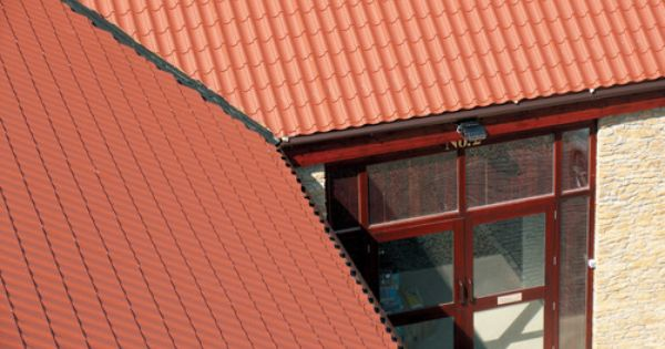 Wykeham Estate Insulated Roof Wall Panels Kingspan Insulated Panels Uk Ire Insulated Panels Terracotta Roof Terracotta Roof Tiles