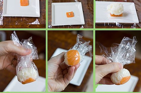 How to Make Temarizushi (Ball-Shaped Sushi) | Sushi and How To Make
