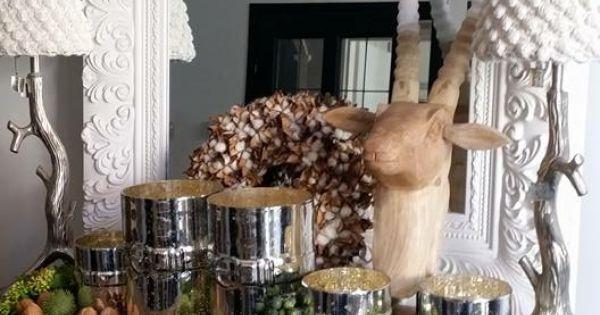 Rivierae maison herfst deco decoraties pinterest deco herfst en voor het huis - Deco entree in het huis ...