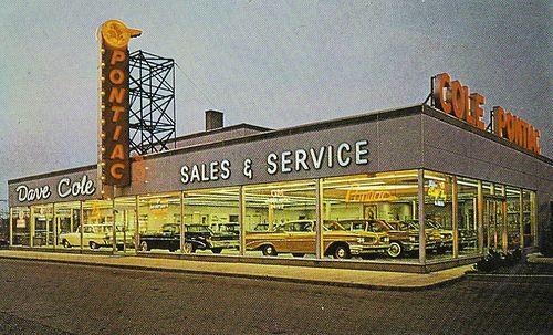 Gm Dealership 1960s Google Search Dealership Showroom