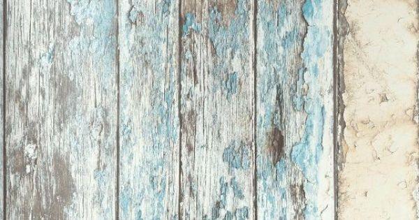 Details zu vlies tapete antik holz rustikal verwittert for Tapete rustikal