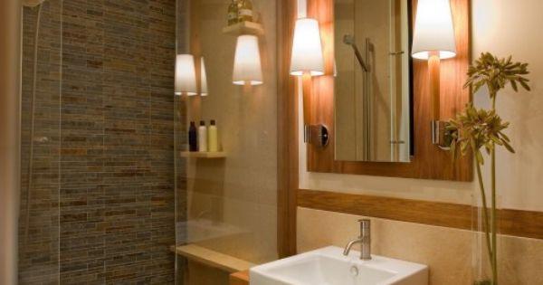 In and out decor bathroom pinterest small bathroom - Decoracion de dormitorios modernos ...