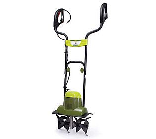 Sun Joe 14 6 5 Amp Electric Garden Tiller Cultivator Qvc Com