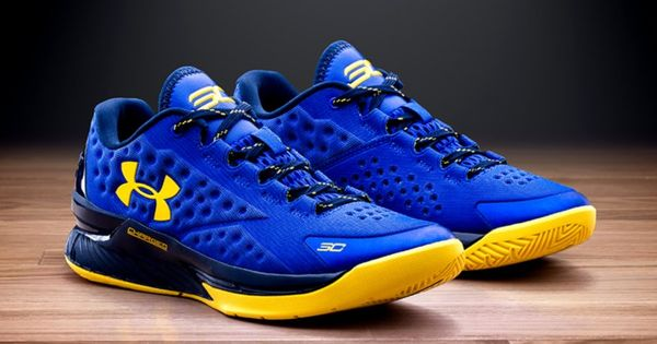 Under Armour | Stephen Curry One Basketball Shoes | US ...