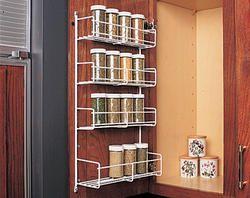 Inside Cabinet Spice Rack Menards Spice Rack White Spice Rack Spice Storage