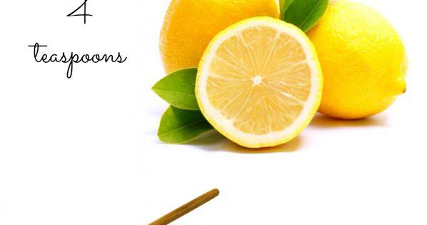 DIY Lemon & Honey Face Mask | Moisturizers, For glowing skin and Honey ... Lemon
