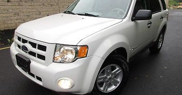 2010 Ford Escape Limited Awd Hybrid 4dr Suv 2010 Ford Escape