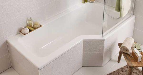 une salle de bains adapt e la venue de b b lapeyre audace et baignoires. Black Bedroom Furniture Sets. Home Design Ideas