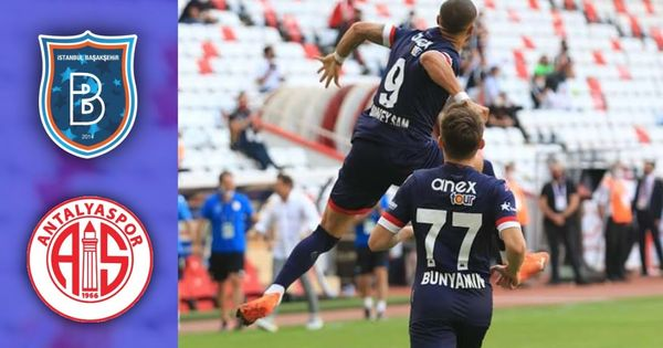Highlights Istanbul Basaksehir Vs Antalyaspor Istanbulbasaksehir Antalyaspor In 2020 Football Gif Istanbul Youtube