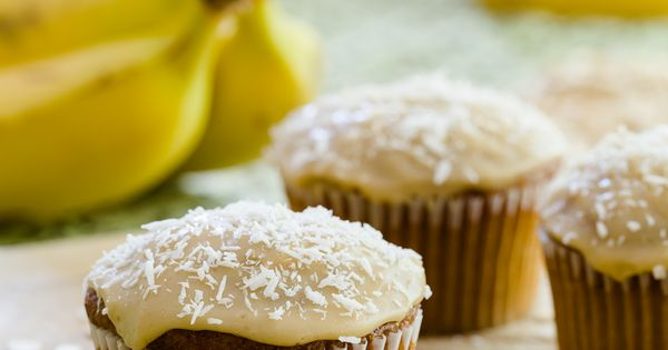Banana Oat Cupcakes and a Tour of Bob's Red Mill | Recipe | Banana ...