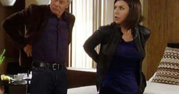 Tristan Rogers And Finola Hughes Anna Devane And Robert Scorpio General Hospital Now And Forever Hospital Photos