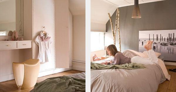 Zeer zachte kleuren voor een volwassen wordende tiener rosanne marije pinterest romantiek - Volwassen design slaapkamer ...