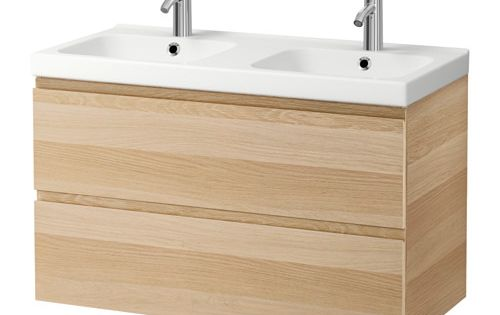 godmorgon odensvik sink cabinet with 2 drawers ikea 10 year limited warranty read about the. Black Bedroom Furniture Sets. Home Design Ideas