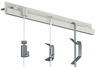 Art Georges Fr Art Hanging System Picture Rail Hanging