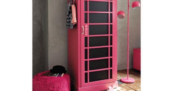 dressing en bois phonebox maisons du monde chambre junior pinterest maison du monde. Black Bedroom Furniture Sets. Home Design Ideas