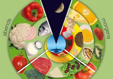 abnehmen mit der ernährungsuhr
