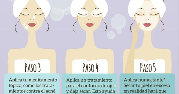 pasos limpieza facial profunda pdf
