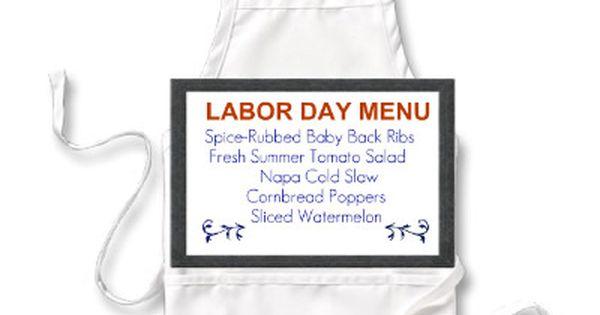 memorial day menus easy