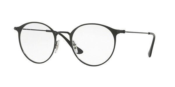 Oculos De Grau Ray Ban Rx6378 2904 Armacoes De Oculos Oculos De