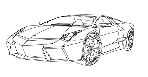 lamborghini reventon1jpg 500284 how to drawing pinterest cars to draw and art - Lamborghini Black And White Drawing