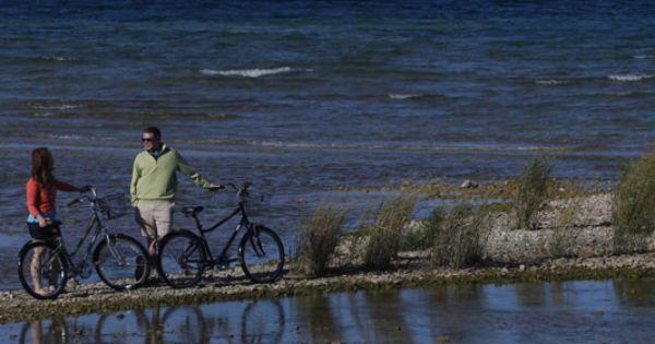 Mackinac Island Bike Rental With Images Mackinac Island Grand