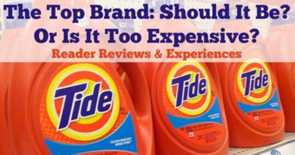 Tide Laundry Detergent Reviews Opinions Tide Laundry Detergent Laundry Detergent Laundry