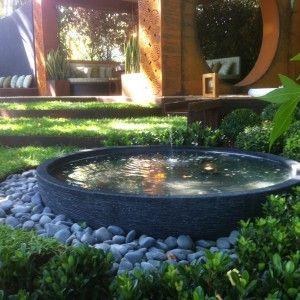 Water Bowl Garden Fountains