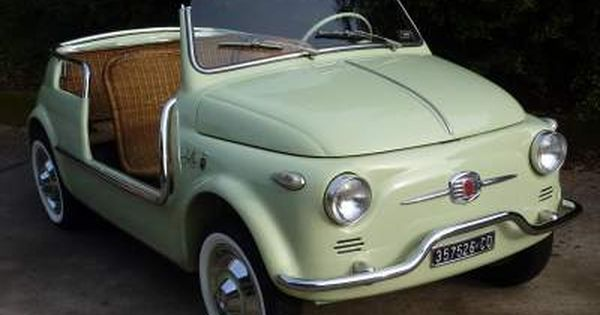 I belong in Italy with this darling little motor vehicle. Fiat500