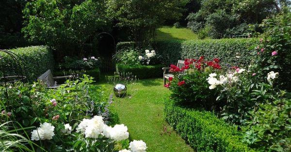 reihenhausgarten mit pool 3w7ozulv | small garden ideas, Gartenarbeit ideen