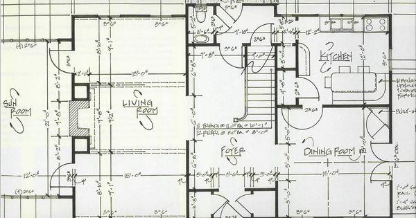 Amityville 108 ocean ave first floor floor plans home for Ocean house plans