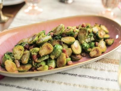 Brussels Sprouts With Pancetta Recipe Food Network Recipes