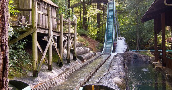 Enchanted Forest, Oregon's best and only theme park! Every Oregon kid cuts