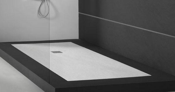 Douche lavabo 39 s santana kurk interieur badkamer pinterest - Outs badkamer m ...