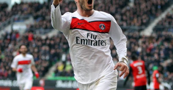 David Beckham To Retire From Soccer After Paris Saint Germain Season David Beckham Beckham Soccer