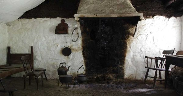 Irish Cottage Hearth