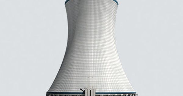 Natural Draft Cooling Towers Enexio Cooling Tower Tower Robot Design