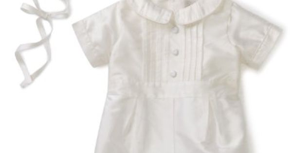 Blessing Outfit Baby-Boys Newborn Silk Christening « Clothing Impulse