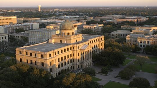Campus Of Texas A M University Known As Tamu Or A M In College Station Texas Campus Students Coll A M College Station Texas A M Texas A M University