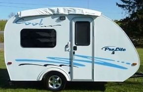 Top 10 Lightweight Travel Trailers For Small Cars Lightweight
