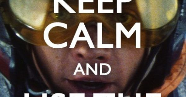 For the most part I hate the keep calm sayings but this