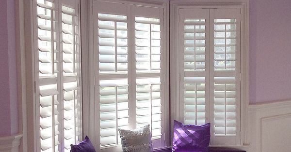 Purple Is The Color Of Royalty A Beautiful Custom Window