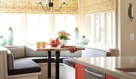 Rinc n office con bancos decoraci n hogar ideas y cosas for Cosas para decorar el hogar